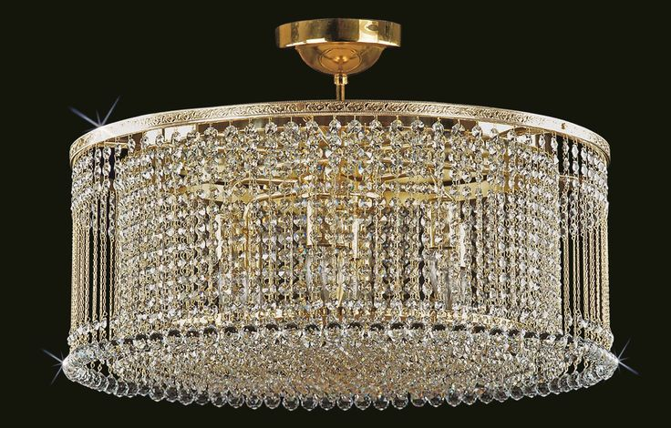 #Tambour #TimelessHeritageCatalogue #Chandelier #LightingDesign #Trimmings #Gold
