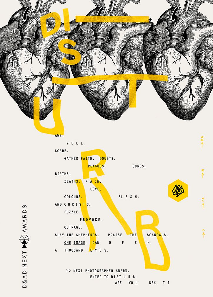 A new D&AD campaign from Brazilian agency F/Nazca Saatch & Saatchi