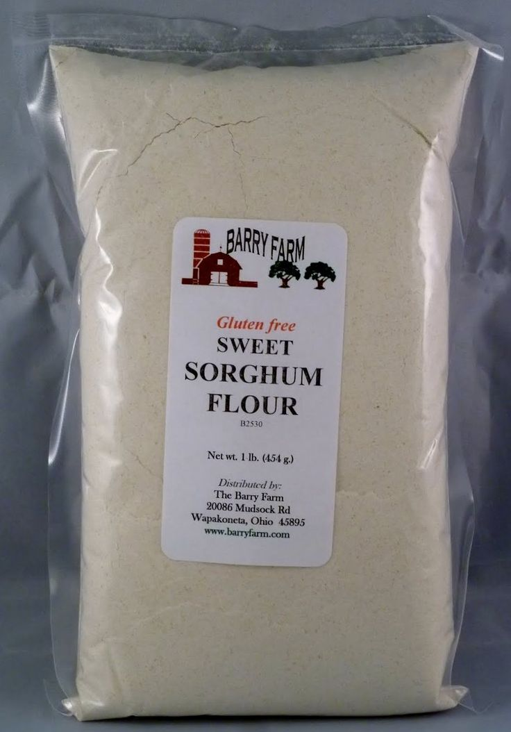 Sorghum Flour Sweet White 1 Lb Check Out The Image By