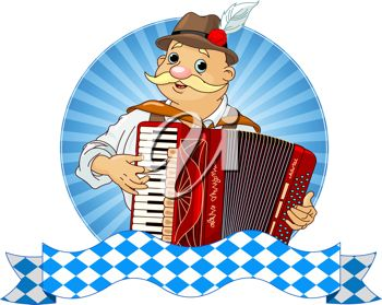 Clip Art Oktoberfest Clipart 1000 images about oktoberfest clipart on pinterest ale beer iclipart accordion player with stripe for text