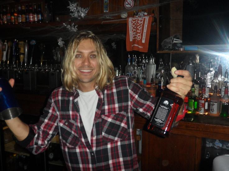 Kurt Cobain - Halloween