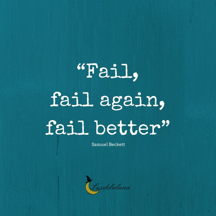 Best 25+ Failure Quotes Ideas On Pinterest
