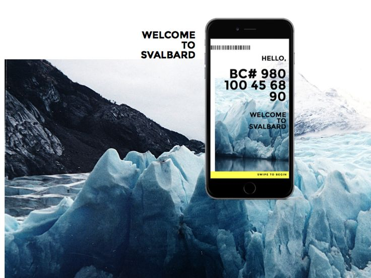 Svalbard Barcodes