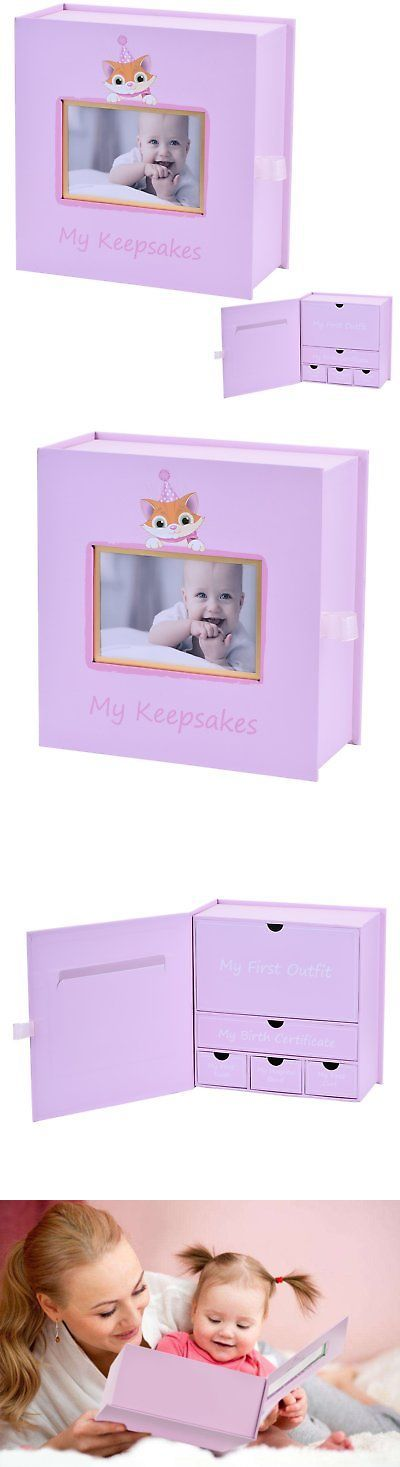 Baby Boxes 117390: Bbx Baby Keepsake Box, Baby Keepsake Journal Gift Box For Newborn Baby Record Or -> BUY IT NOW ONLY: $43.83 on eBay!