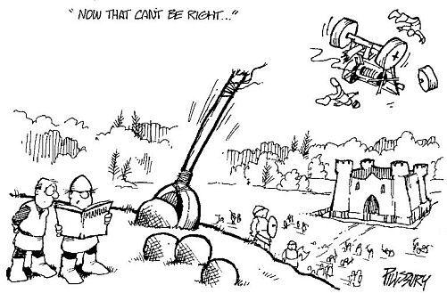 siege engine com  pillsbury cartoons