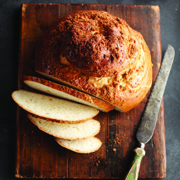 Golden challah bread | 10 sweet breads, buns and loaves
