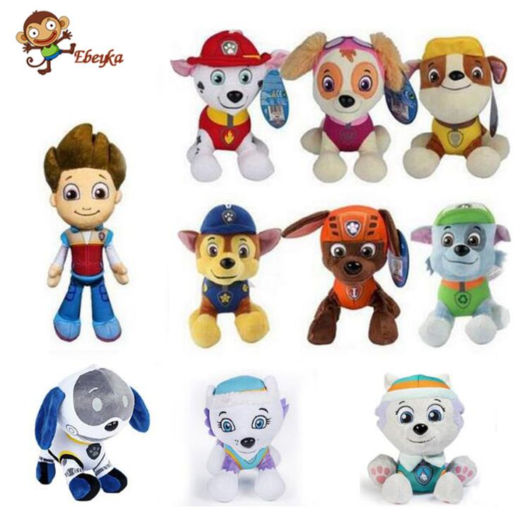 Canine Patrol Dog Toys Russian Anime Doll Action Figures Car Patrol Puppy Toy Patrulla Canina Juguetes Gift for Child #>=#>=#>=#>=#> Click on the pin to check out discount price, color, size, shipping, etc. Save and like it!