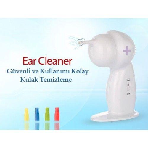 Ear Cleaner Vakumlu Kulak Temizleme Cihazı (Tk-e7856) 6.36