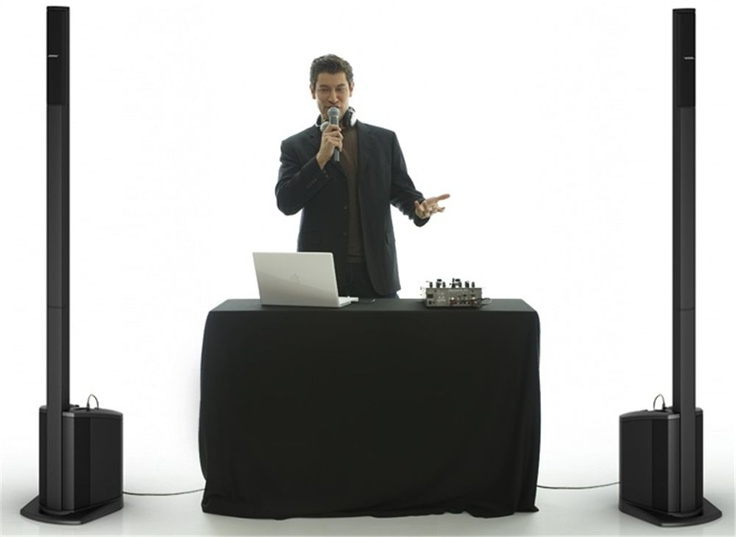 Bose L1 Compact DJ System