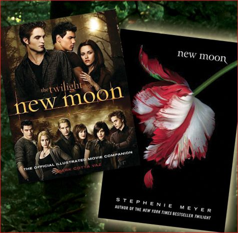 Free Printables: New Moon {Twilight Saga}