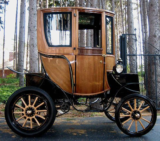 1905 Woods Electric - (Woods Motor Company, Chicago, Illinois 1899-1916)