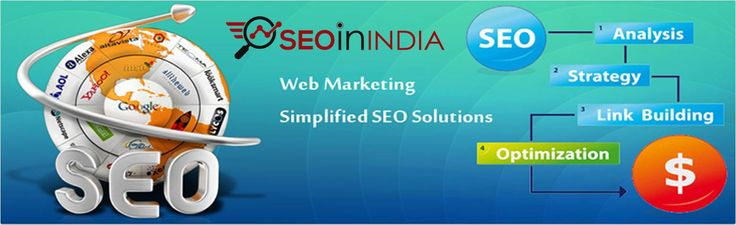 Search Engine Optimization (SEO) and Custom Website Design are our primary areas of expertise. Online Marketing is essential for business success! http://seoinindia.org/