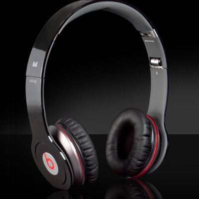 Beats By Dr.Dre Solo HD headphones with Controltalk From Monster - Black