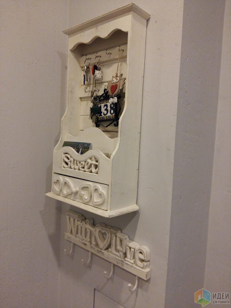 Дизайн и отделка прихожей, шкаф в прихожей