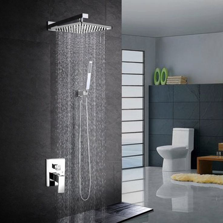 Best 25+ Rain shower system ideas on Pinterest | Shower systems ...