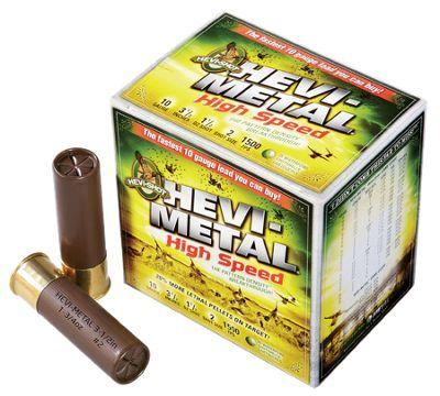 HEVI-Shot HEVI-Metal Fast Load Shotshells - 10 Gauge - 2 #Ammunition #Ammo #CheapAmmo #CheapAmmunition