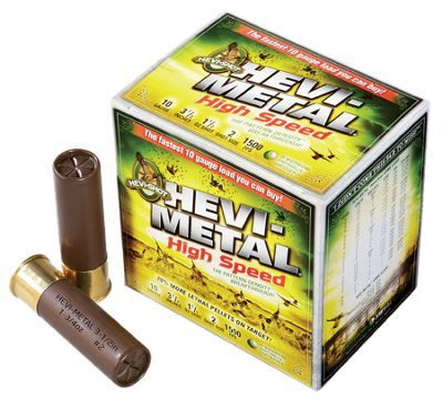HEVI-Shot HEVI-Metal Fast Load Shotshells - 10 Gauge - 2 #Ammunition #Ammo #CheapAmmo #CheapAmmunition