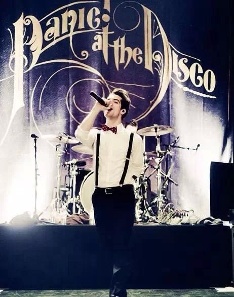 Panic at the disco!!^0^