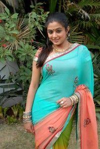 Beautiful Actress Priyamani Saree photos