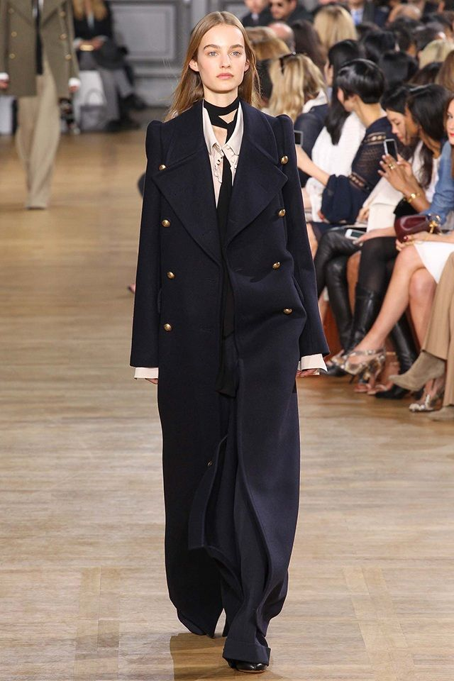 Posh Chloe Pea Coat