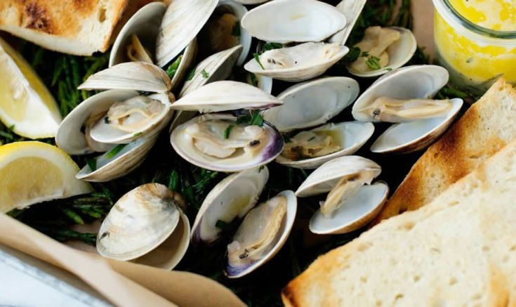 Grilled clams are one of the easiest appetizers ever. I like to use little clams – cherrystones or littlenecks. After I buy them from the seafood store, I scrub them with a brush to get off any sand and keep them in a bowl of water in the fridge untilGet the Recipe
