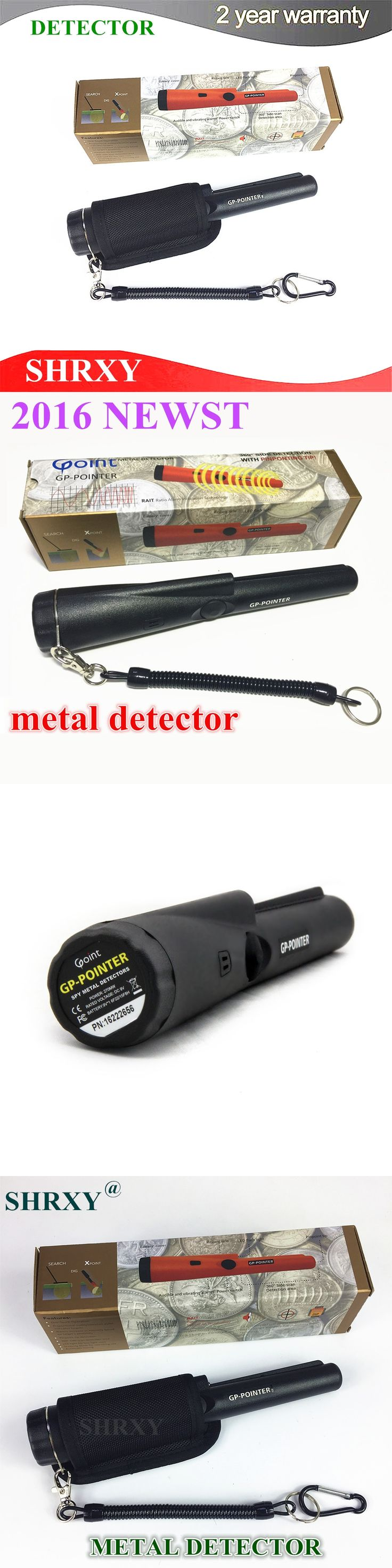FREE SHIPPING 2017 Hot sale Garrett Metal Detector The Same Style Pro Pointer Pinpointing  Hand Held Metal Detector Design