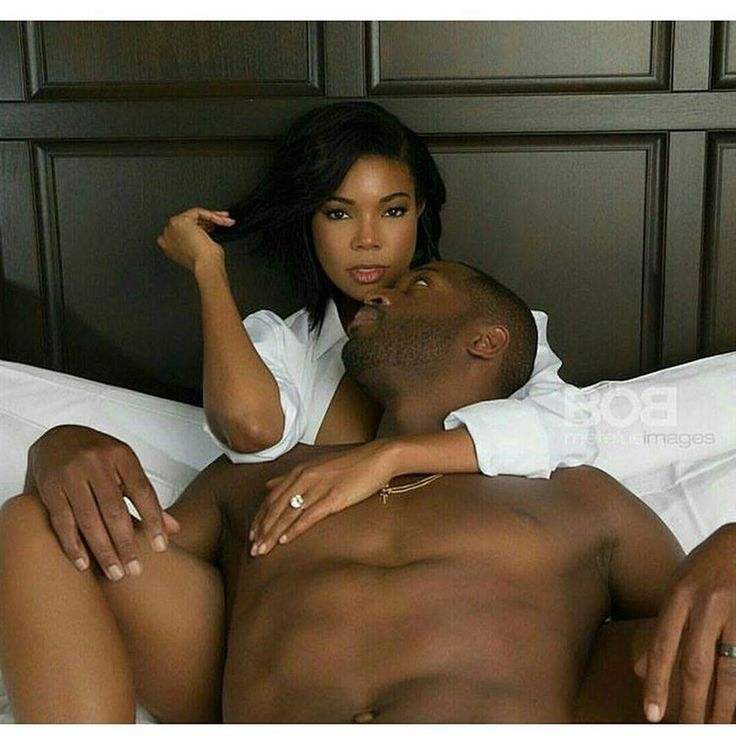 Dwyane Wade and his wife Gabrielle Union