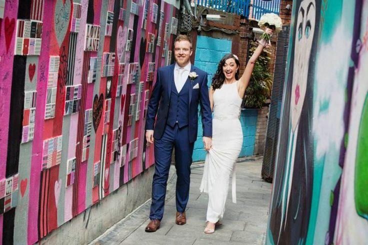 Wedding Photography   Wedding Portraits   Urban Wedding Photography   City Centre Wedding Photos   Bride & Groom   Dublin Wedding