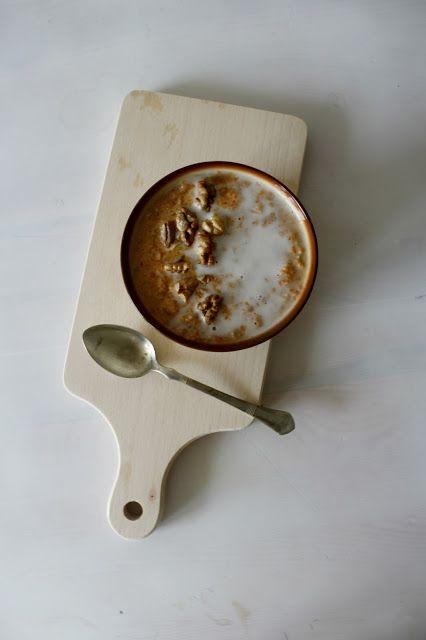 Tost z dżemem - pomysły na śniadanie: Marchewkowa owsianka