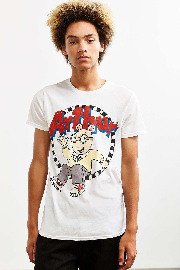 Arthur Aardvark Tee - Urban Outfitters