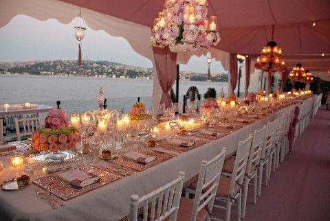 Wedding at Hotel Les Ottomans, Istanbul
