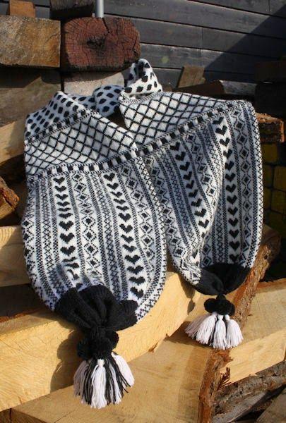 Blij dat ik brei: Zeeuwse Sjaal