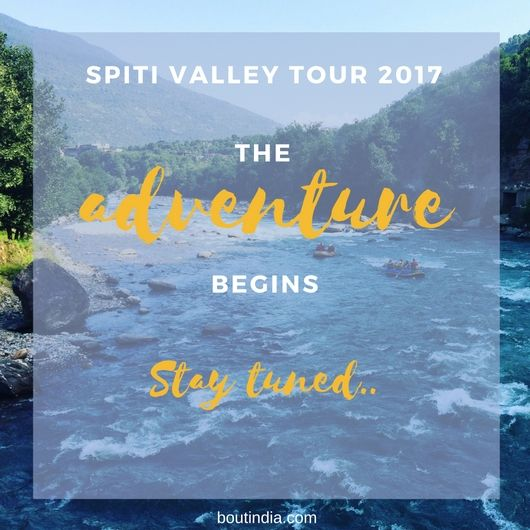 We are back from Spiti Valley and it was an insane trip; filled with random adventures and experiences which we will never forget... stay tuned to know more.  #travel #boutindia #spitivalley #adventure #tour #trips #summervacation #holiday #summertrips