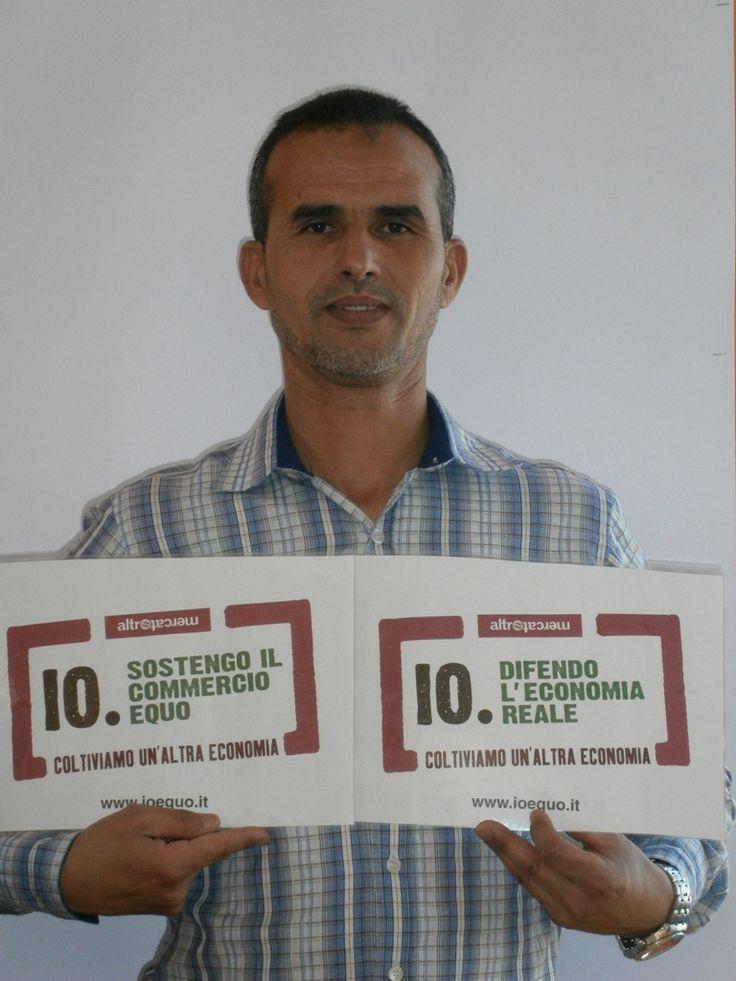 M. Basaid - Taliouine (Marocco)  http://www.altromercato.it/ioequo/sostenitori