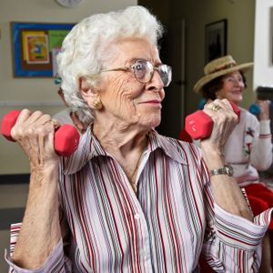 But is it safe for seniors older than 65 years to exercise? Absolutely. According to the American Academy of Family Physicians almost all older people can benefit from additional physical activity.