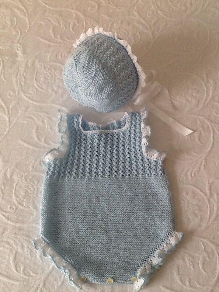 20140321 peleles de punto pinterest - Labores de crochet para bebes ...