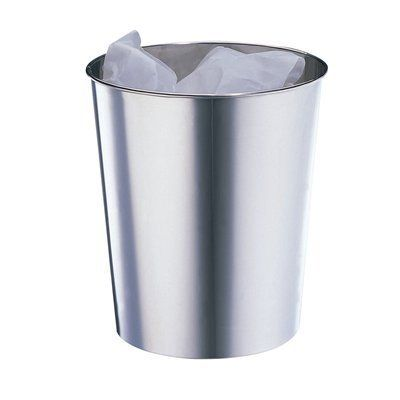 Organize It All 62167 Reflection Stainless Wastebasket