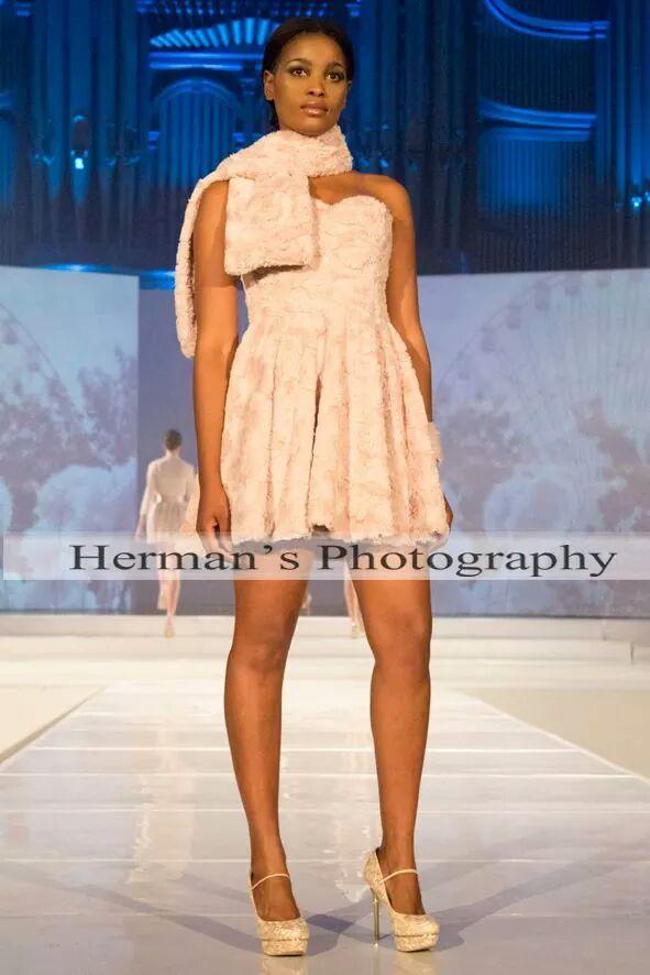 Dress by Brenda Waring, Whatevs designs