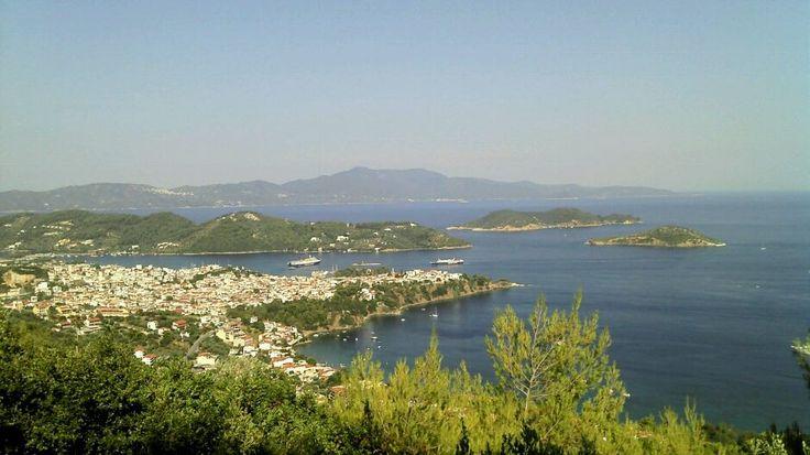 Arcipelago greco delle Sporadi (Raffaella)