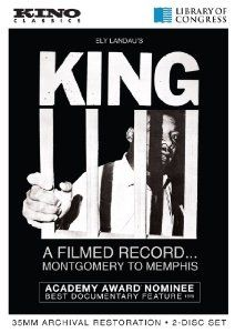 King: A Filmed Record... From Montgomery to Memphis (2-Disc Set): Paul Newman, Joanne Woodward, Ruby Dee, James Earl Jones, Clarence Williams III, Burt Lancaster, Ben Gazzara, Charlton Heston, Harry Belafonte, Anthony Quinn, Martin Luther King, Ely Landau, Richard Kaplan
