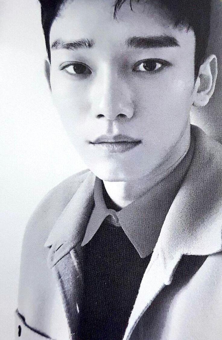 """[SCAN]  #EXO Photocard - """"Universe"""" #CHEN"""