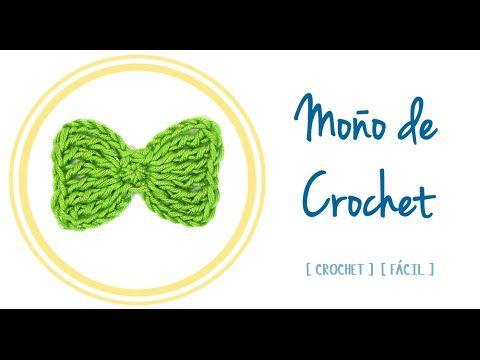 MOÑO A CROCHET | Patrones Valhalla - YouTube