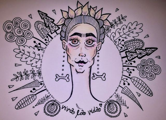 #doodle #doodleart #doodleartenthusiast #floraandfaunainart