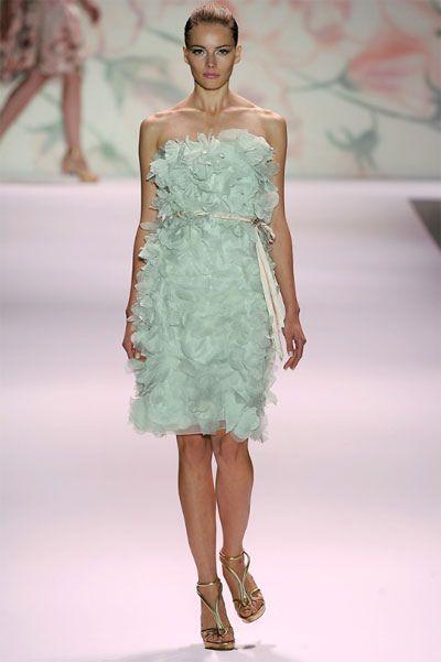 Mint Mint mint: Monique Lhuillier, Such As, Bridesmaid Dresses, Blue Green, High Fashion, Mint Cakes, Bridesmaid Gowns, Mint Bridesmaid, Floral Dresses