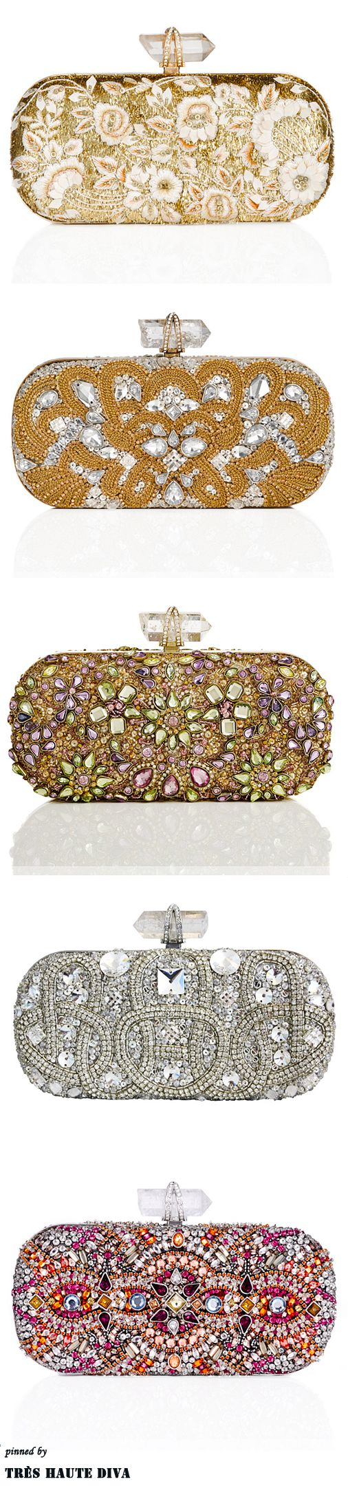 Marchesa clutches 2013-14