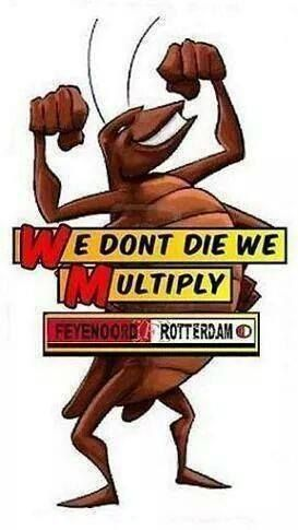 We don't die,  We Multiply!!!!