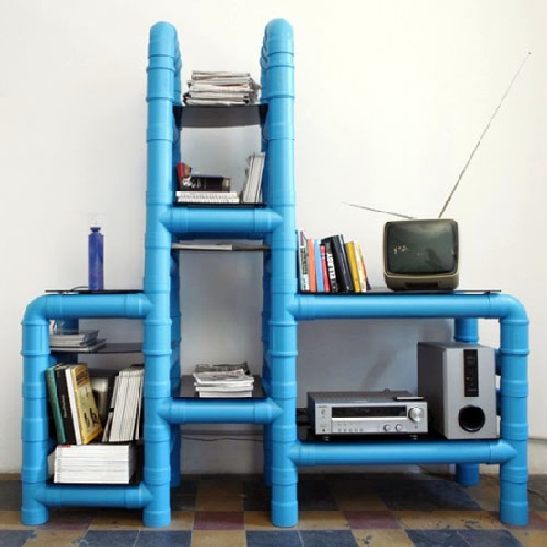 Best Crafts With PVC Pipes Images On Pinterest Industrial - Best diy pipe project ideas for kids