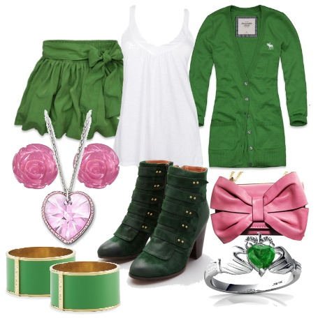 Sailor Jupiter dress code
