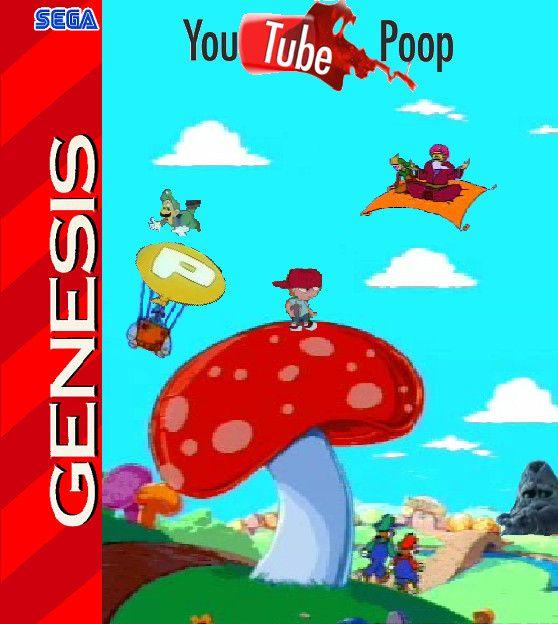 Youtube poop the game by peskeyplumber on DeviantArt