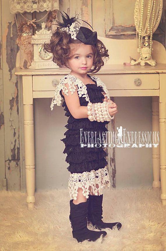 The Great Gatsby Little Black Dress ... Black by ItsaGirlThingetc